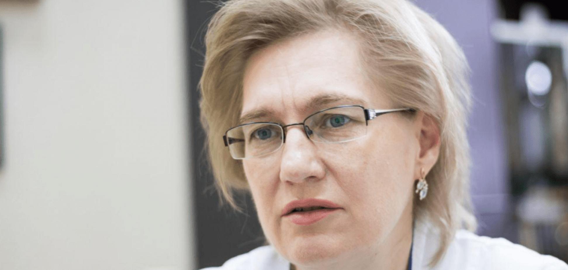 Голубовская: коронавирус готовит еще много сюрпризов
