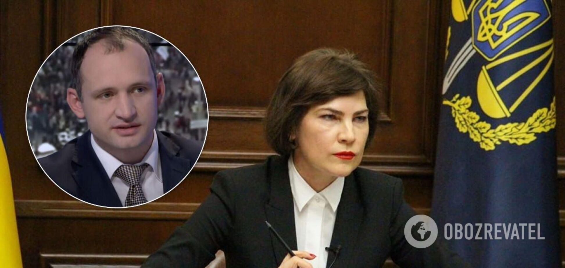 НАБУ відкрило провадження через втручання Венедіктової у справу Татарова