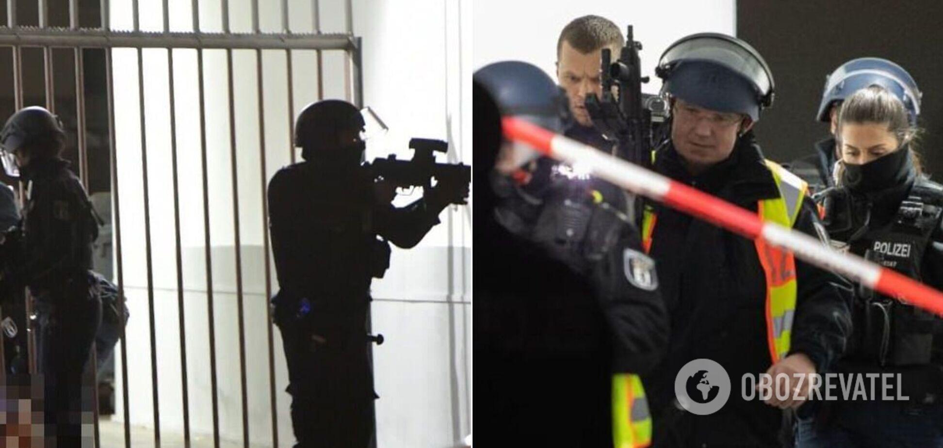 Число пострадавших при стрельбе в Берлине достигло четырех