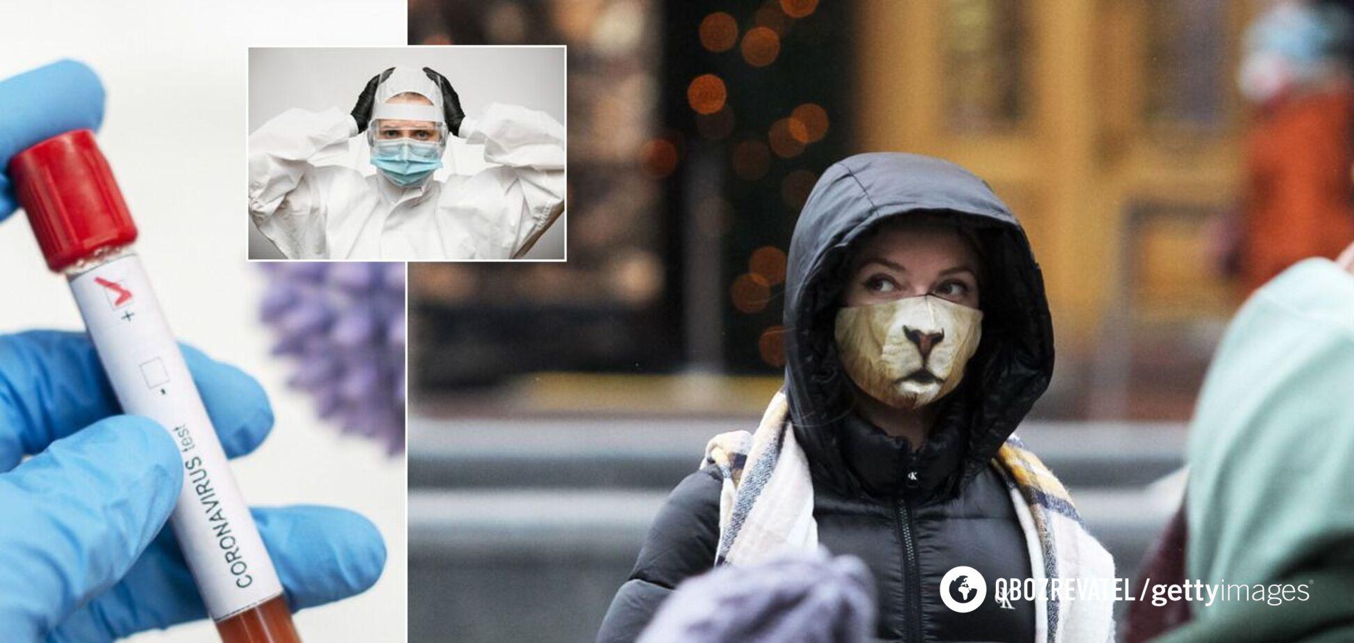 Коронавірус в Україні сьогодні