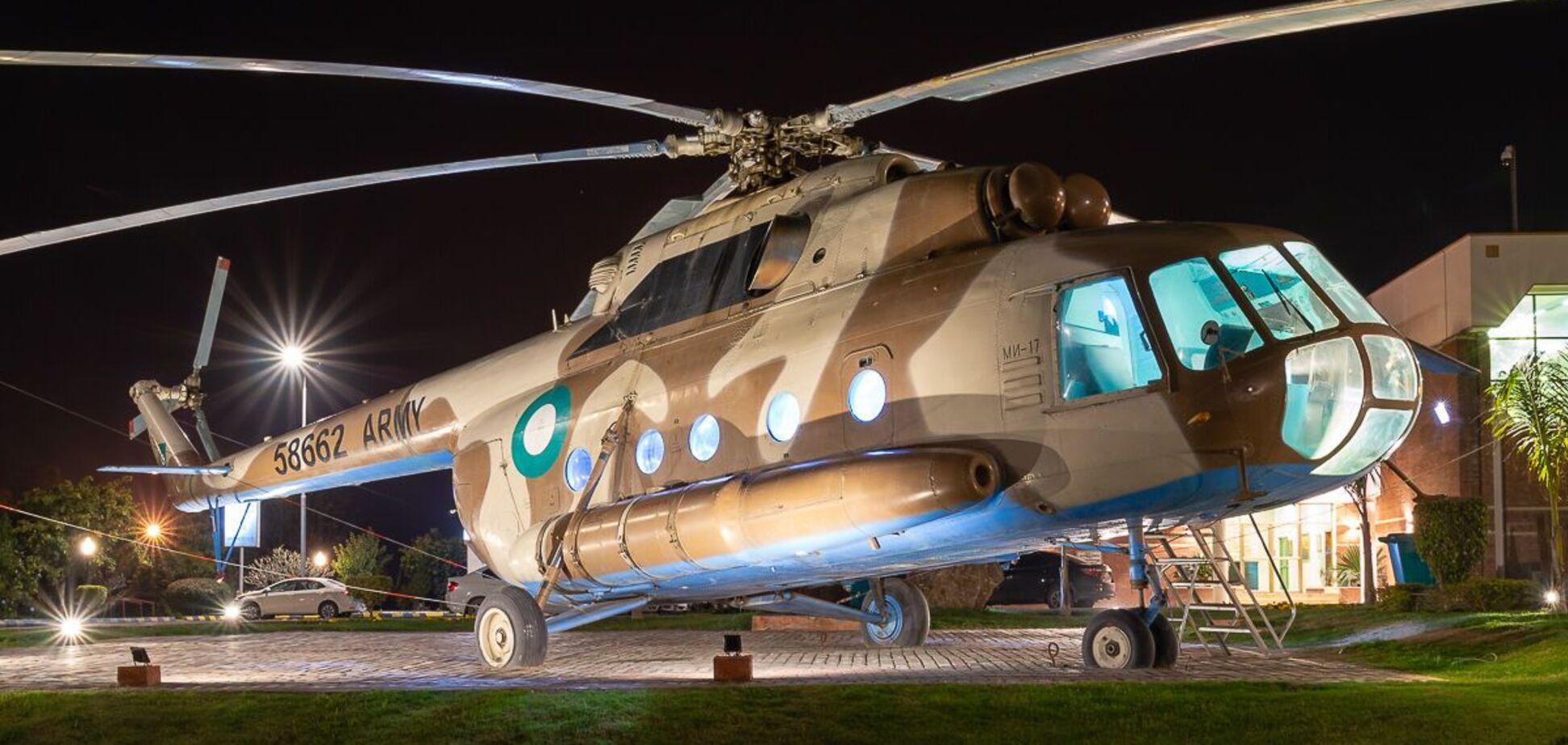 Вертоліт виконував рятувальну операцію