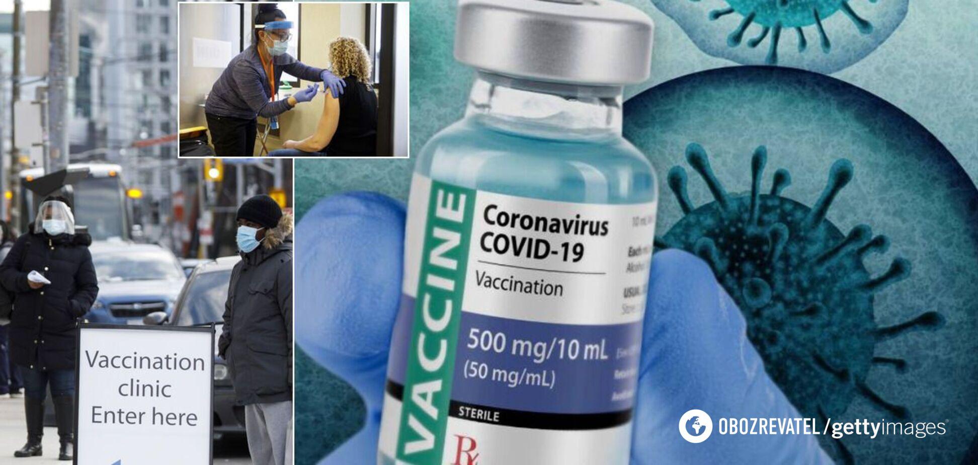 В Европе стартовала массовая вакцинация от коронавируса: кто получит 'дозу' и чем обеспокоен Европол