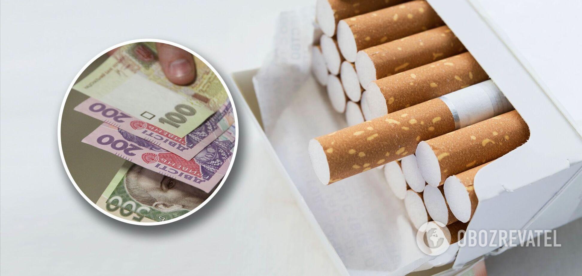 Сигарети подорожчають