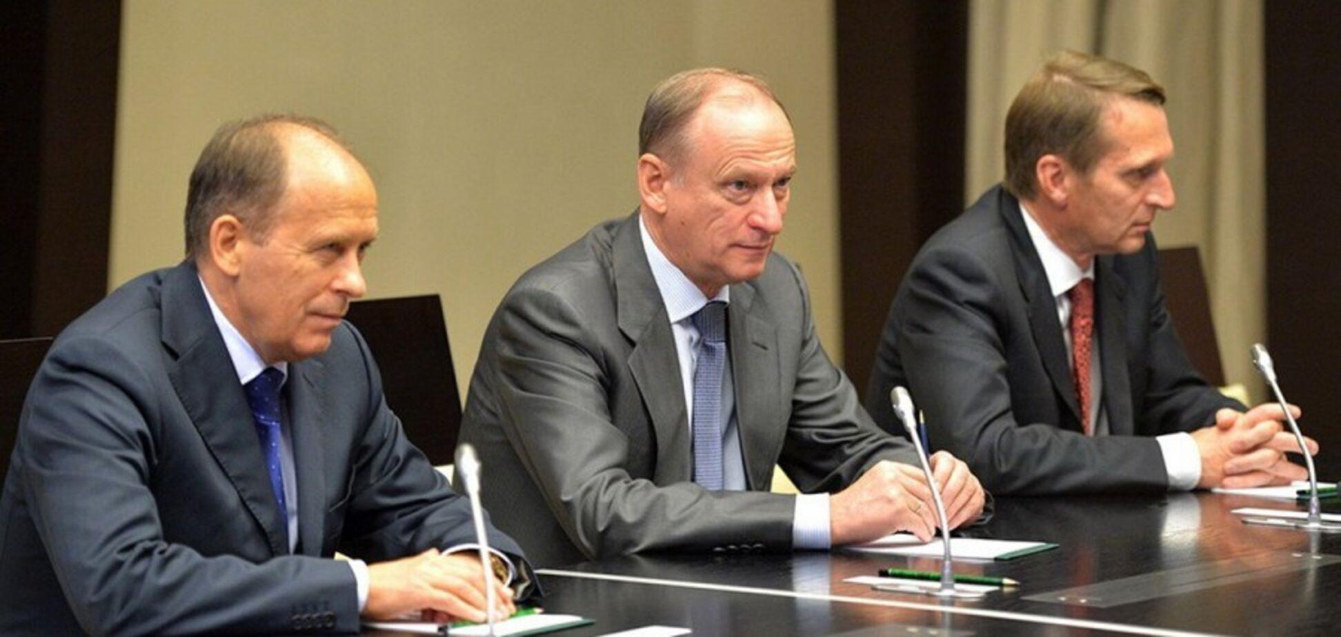 Битва силових структур Росії за президентський трон