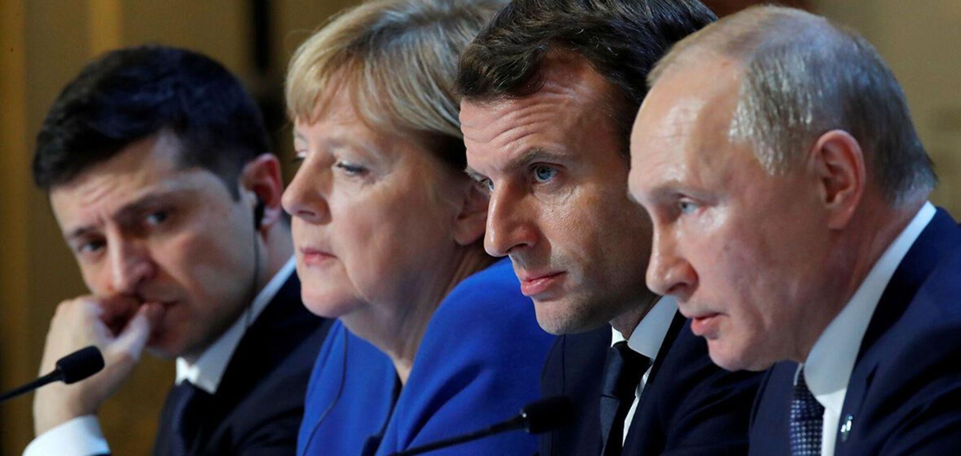Встреча советников глав стран 'нормандской четверки' может состояться в январе