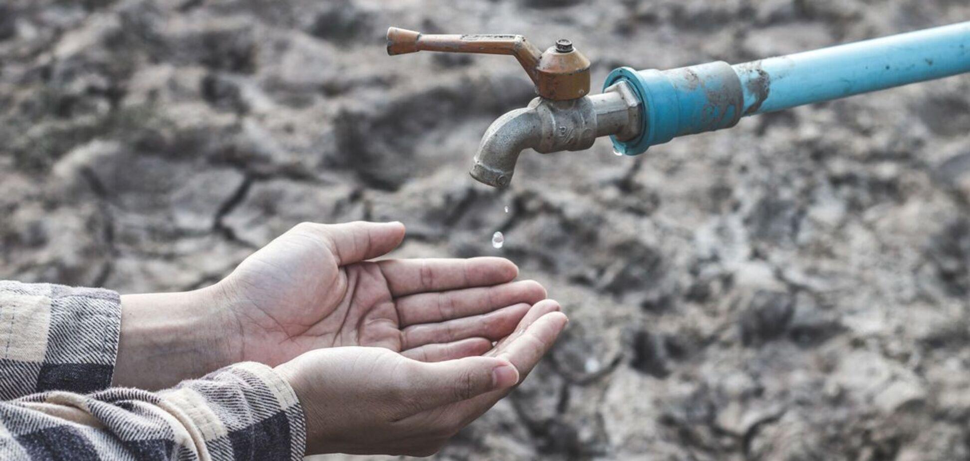 Весняні дощі не вплинуть на ситуацію з водою в Криму – синоптик