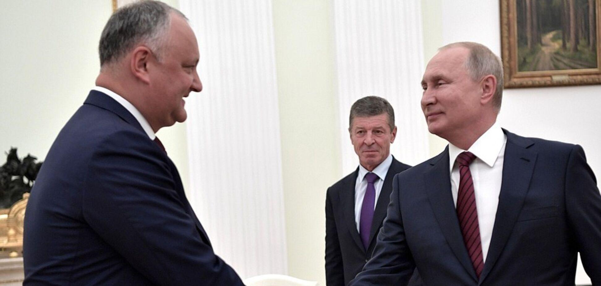 В Кремле не готовы смириться с независимостью ни Молдовы, ни Украины