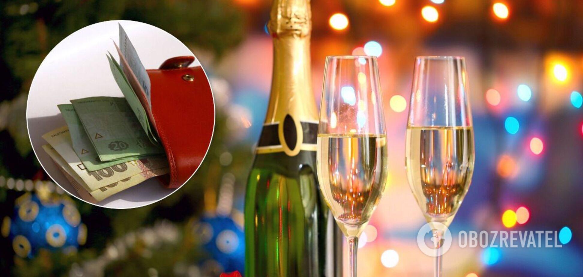 Сомельє назвав мінімальну ціну якісного шампанського