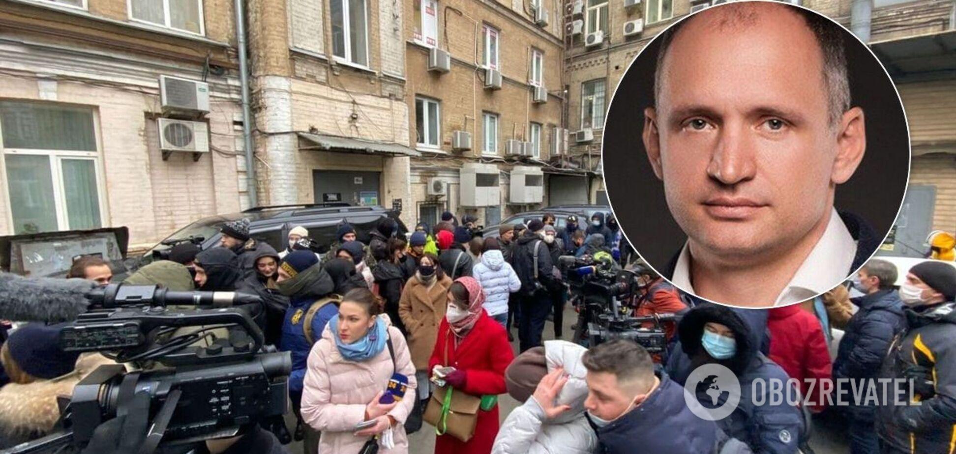 Избрание меры пресечения Татарову снова перенесли