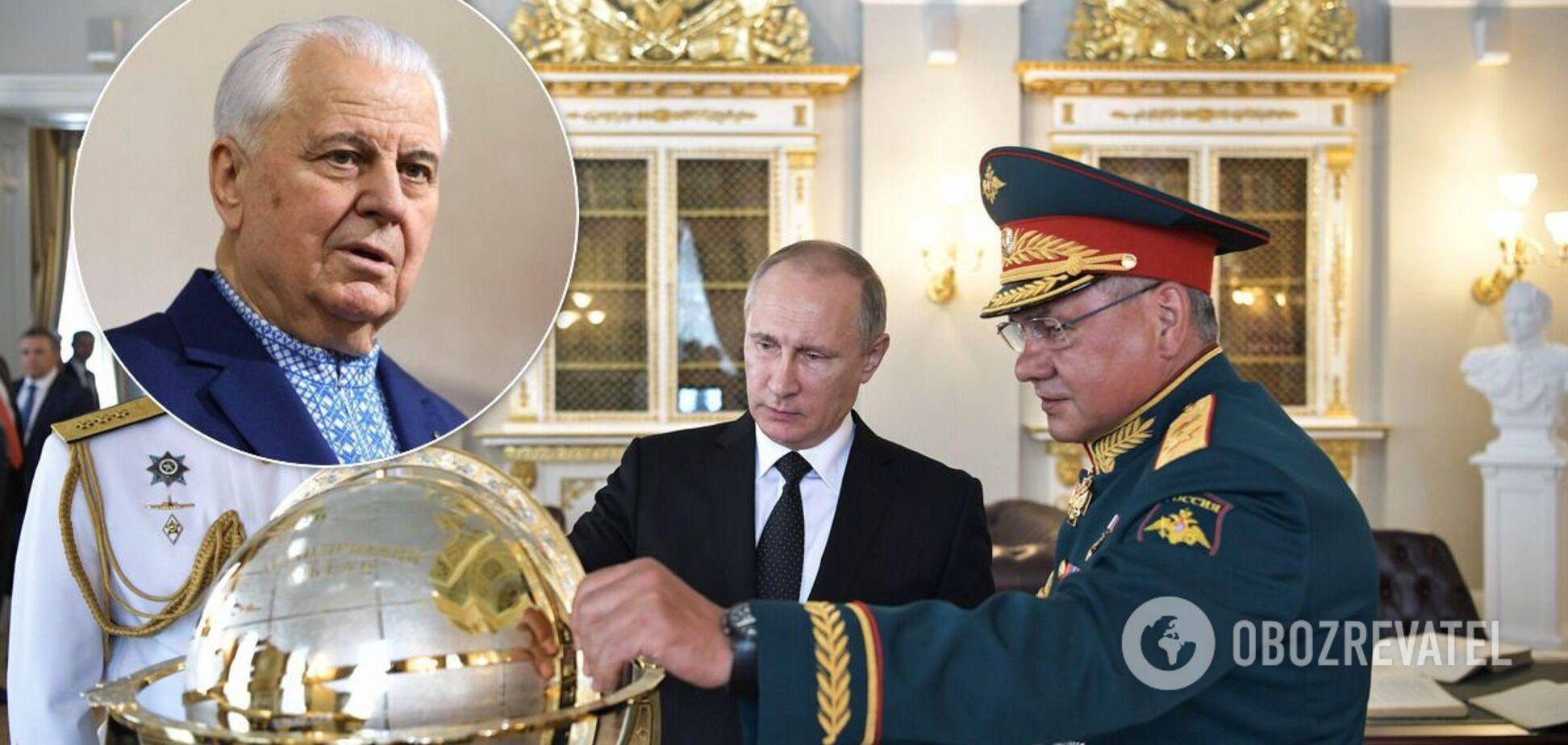 Кравчук назвал способы давления на Россию: премьера программы OBOZREVATEL