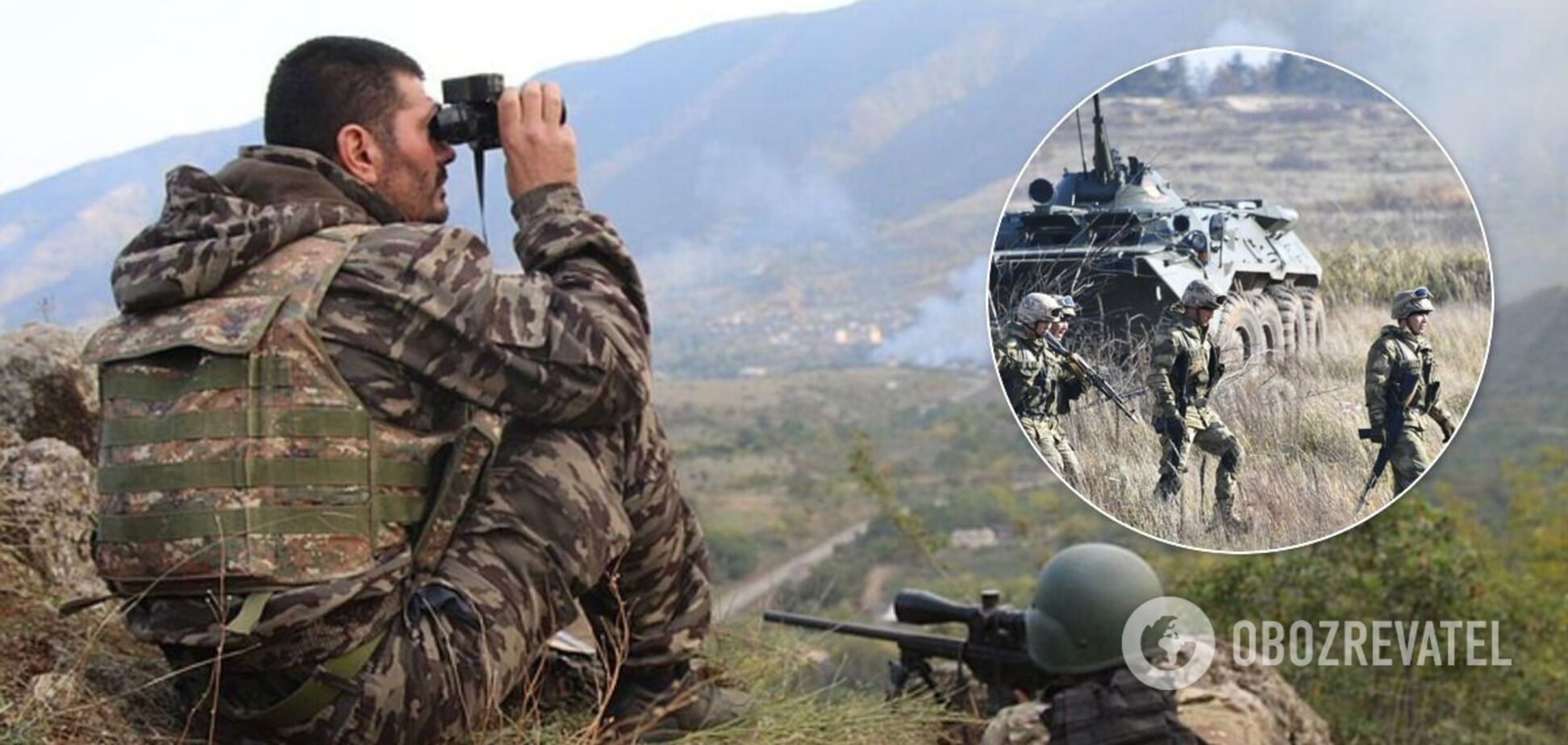 Азербайджан заявив про новий напад у Карабасі: Вірменія спростувала