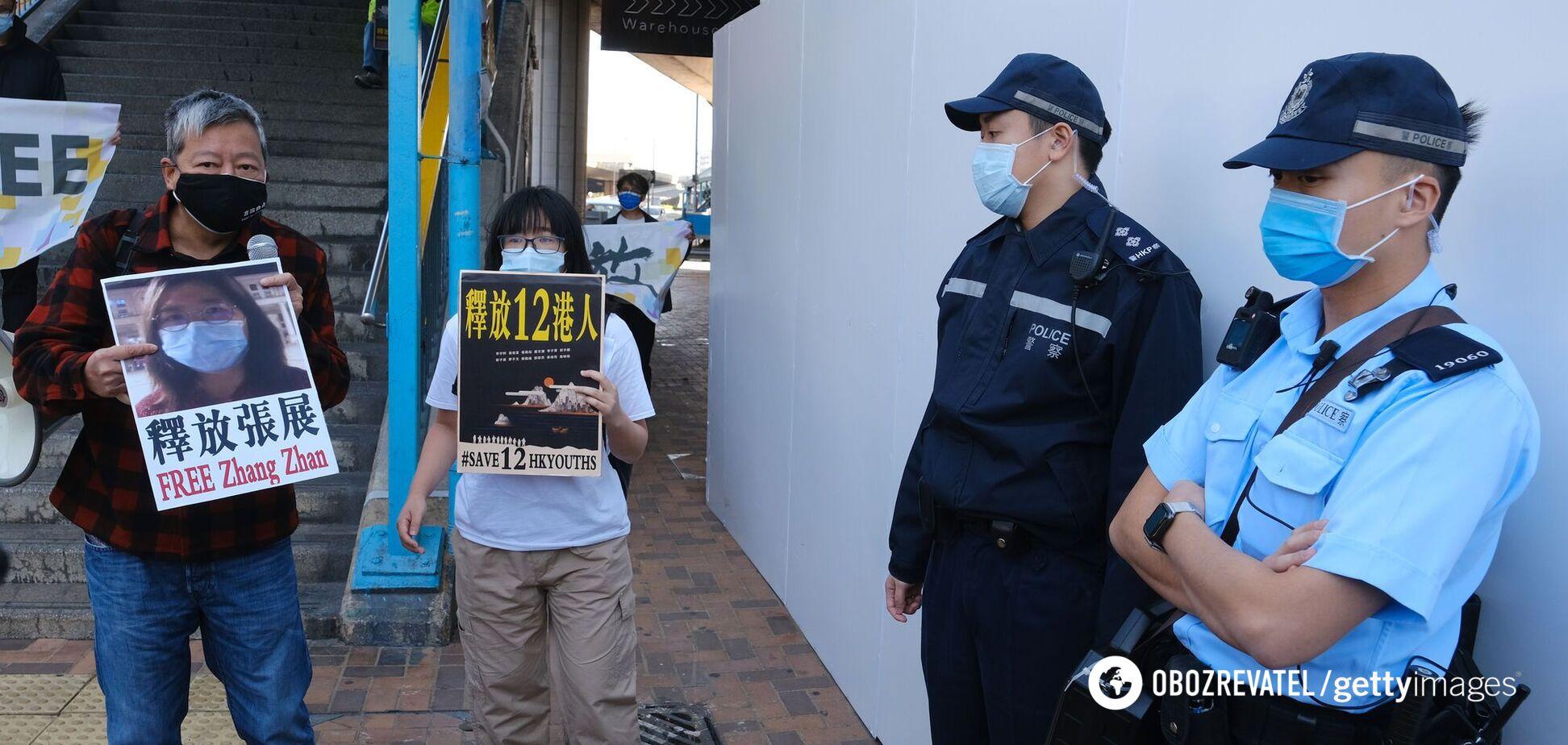 Китайській журналістці дали 4 роки в'язниці за репортажі про спалах COVID-19 в Ухані