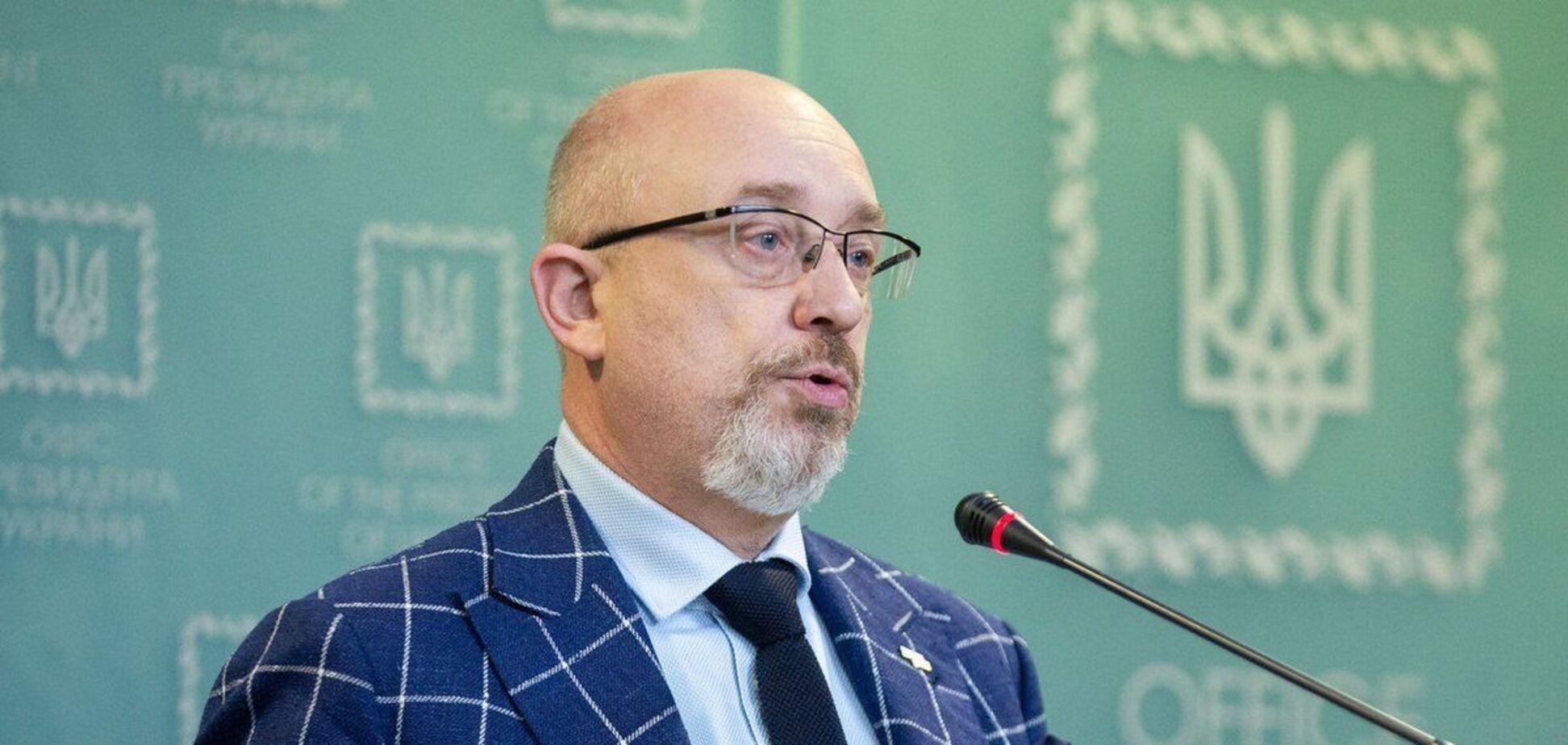 Віцепрем'єр-міністр України Олексій Резніков