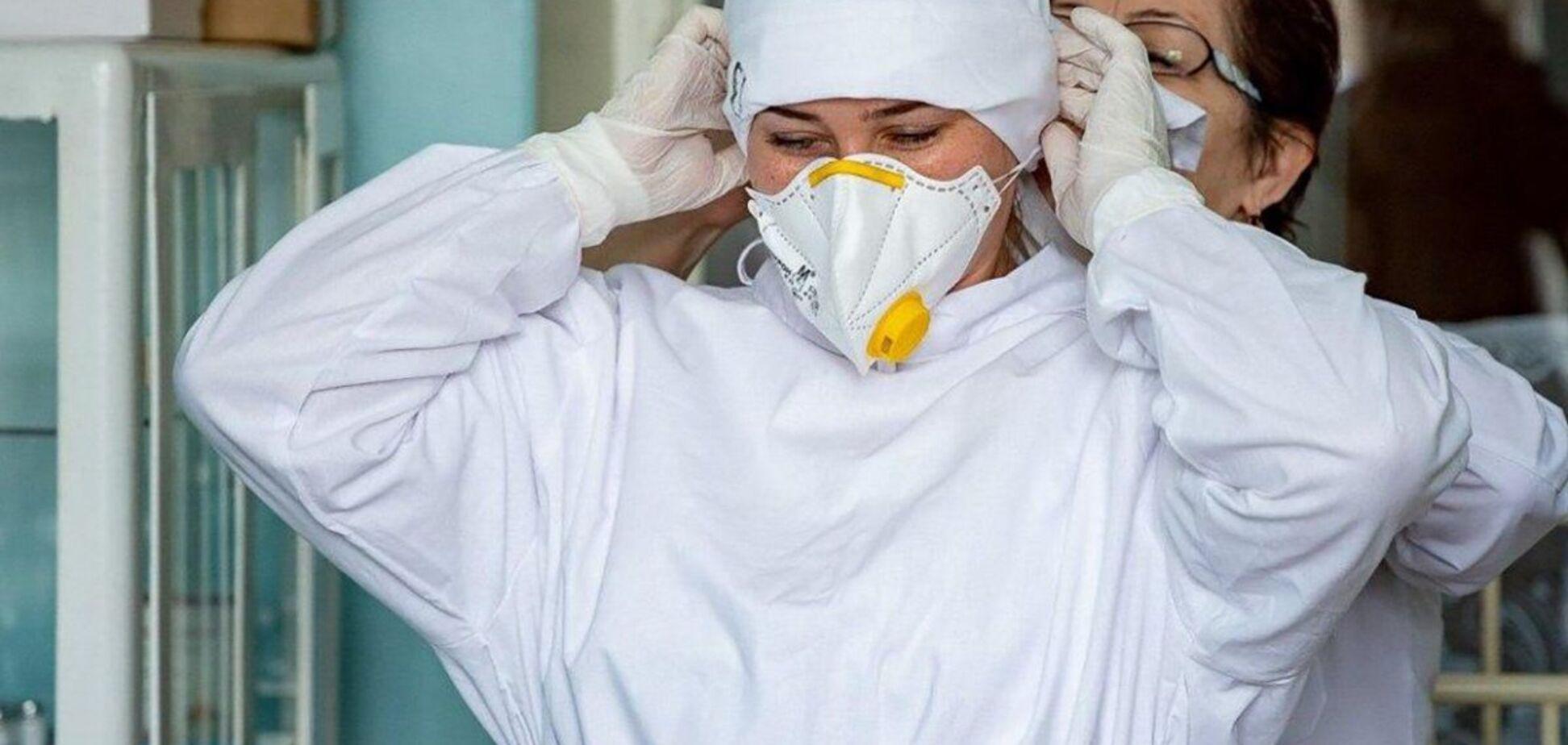 Медики в Киеве будут получать по 5 тысяч гривен надбавки