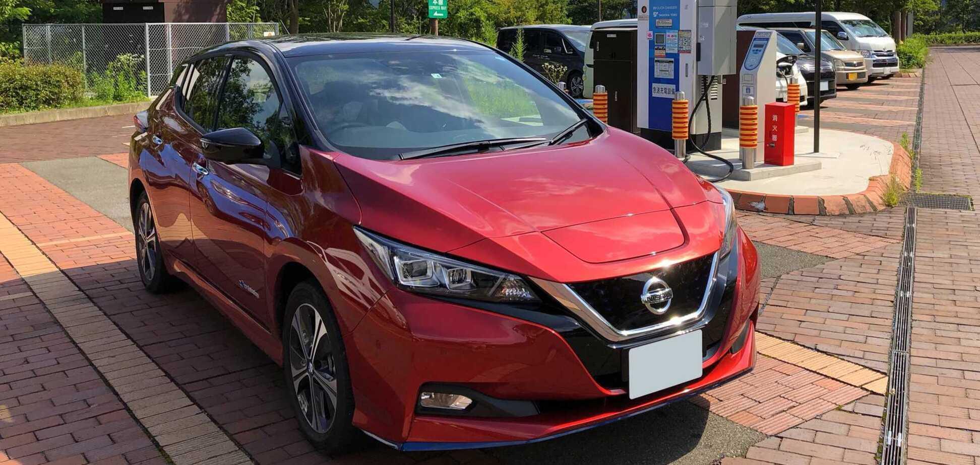Японія оголосила про заборону продажу бензинових та дизельних авто