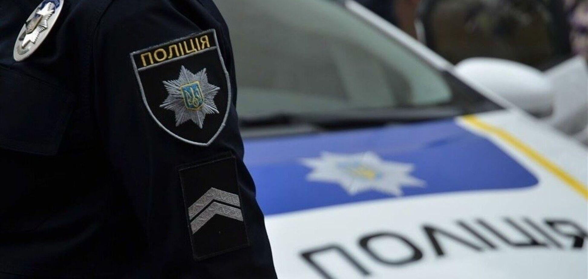 Поліція затримала лідера ОЗГ на Дніпропетровщині