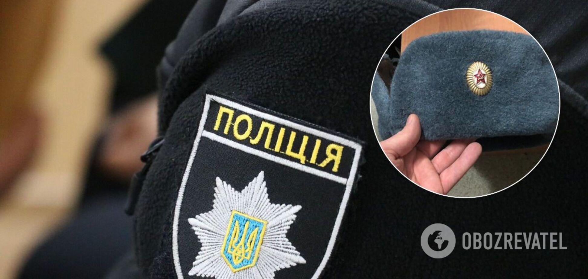 У Львові відкрили справу через символіку СРСР на шапці-вушанці
