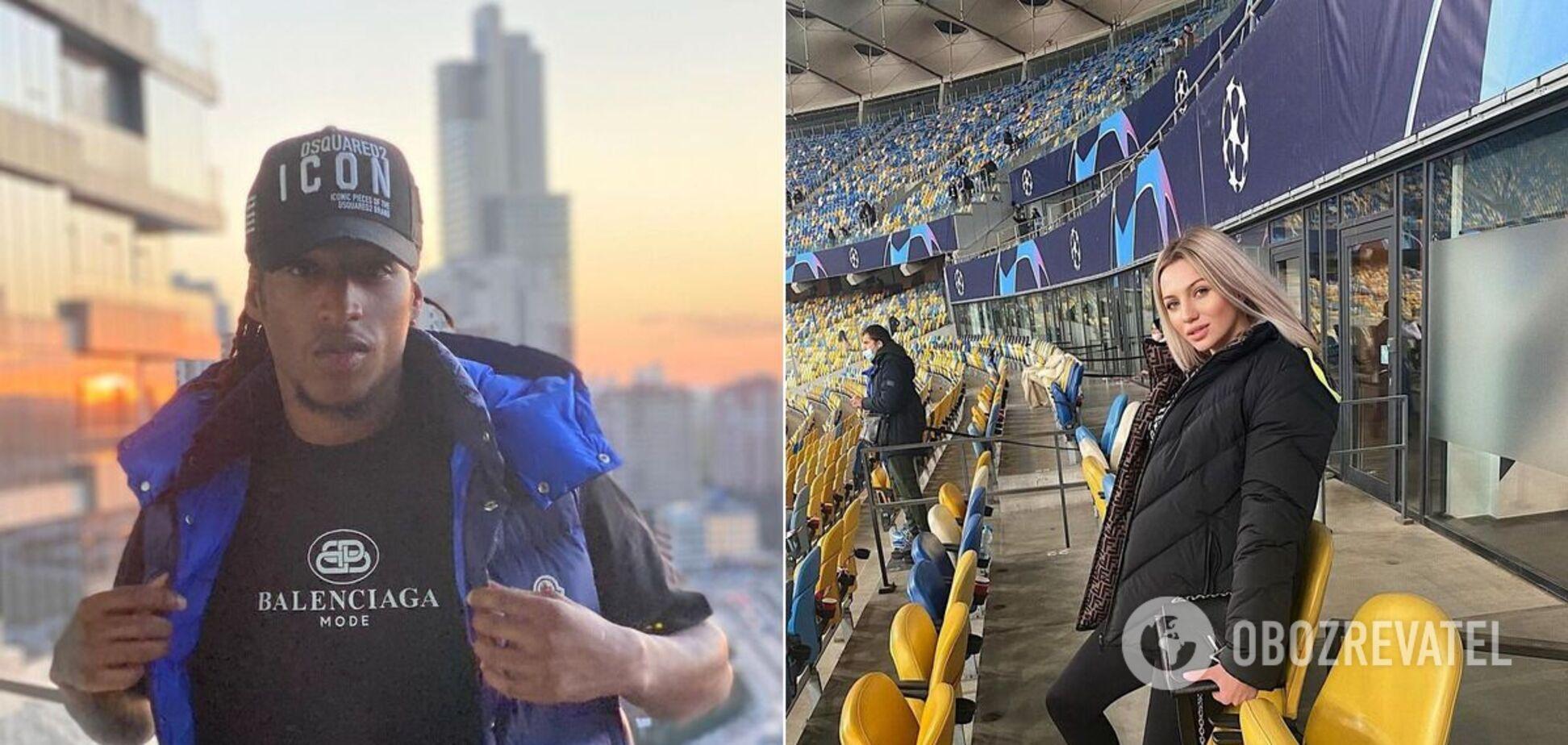 Жерсон Родрігес і Ольга Янчук