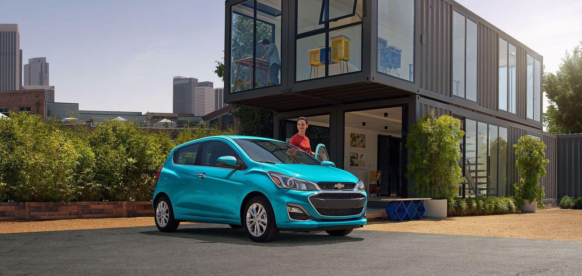 Chevrolet показав найдешевший автомобіль Америки