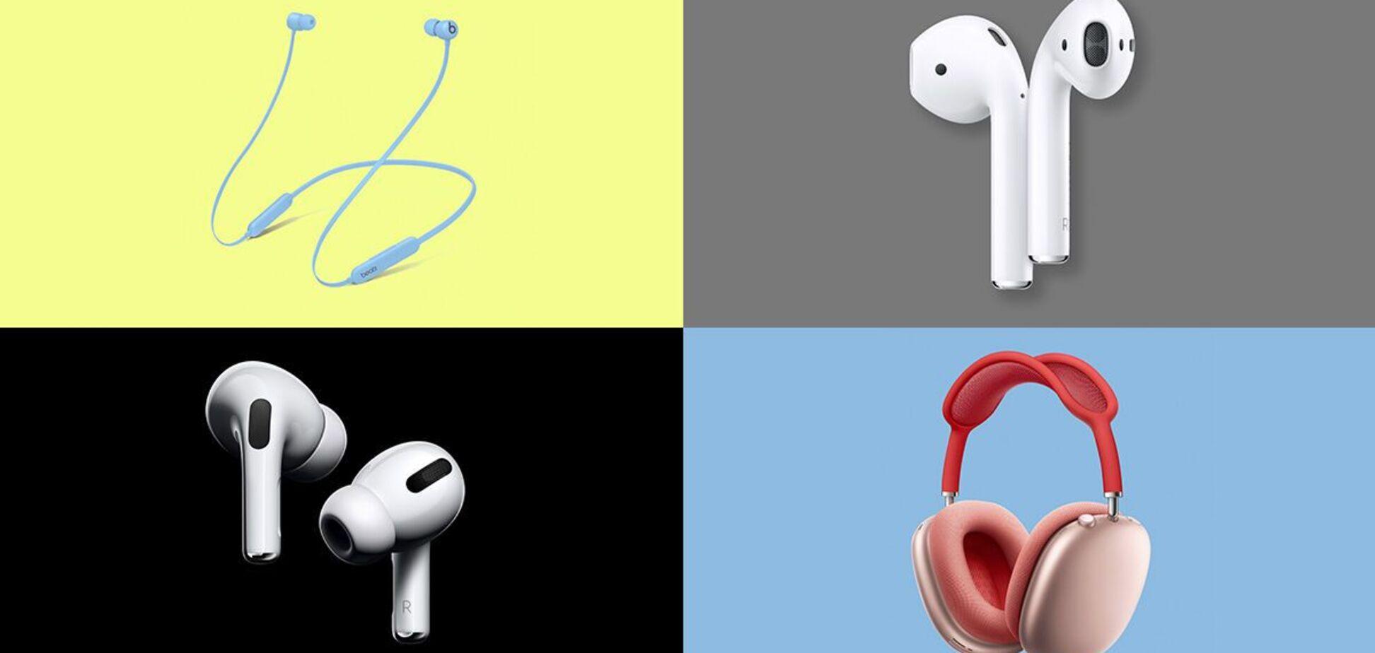 Прислухайся до майбутнього: гід із бездротових навушників Apple