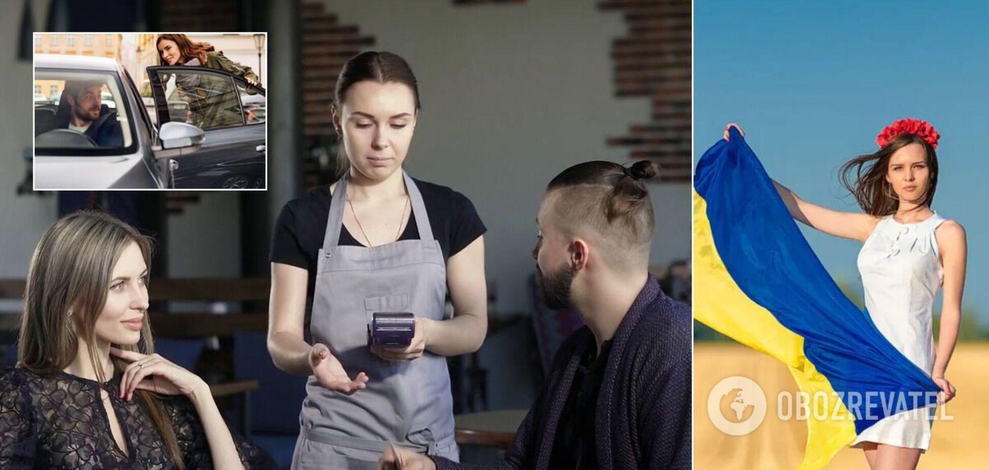 Обслуживание на украинском языке в Украине