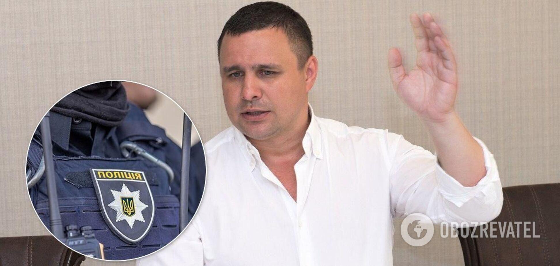 Микитась договорился о похищении человека, находясь под домашним арестом – полиция