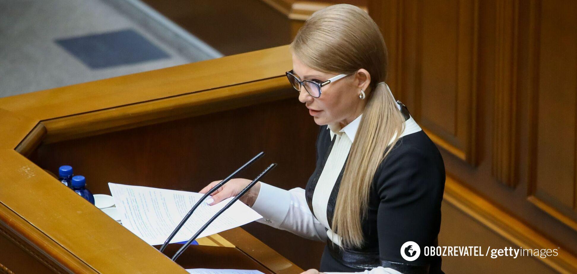 Назначение Юлии Тимошенко премьером становится критически необходимым, считает эксперт