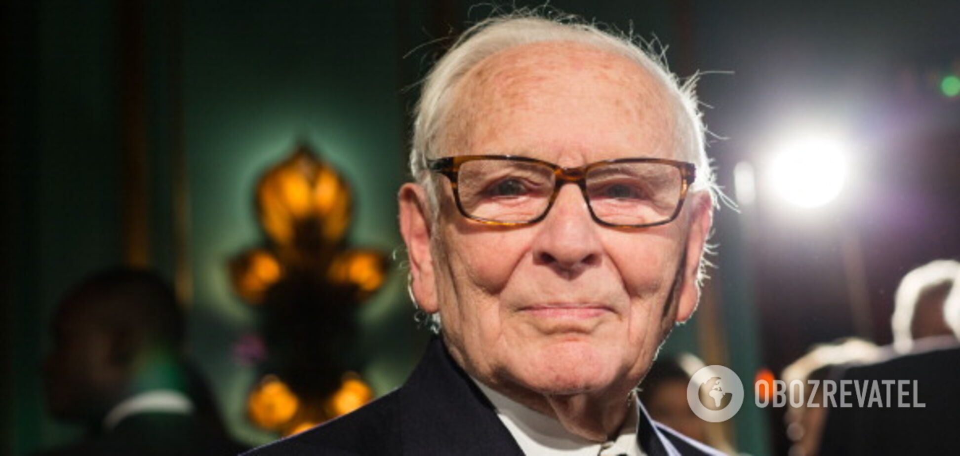 П'єр Карден помер на 99-му році життя