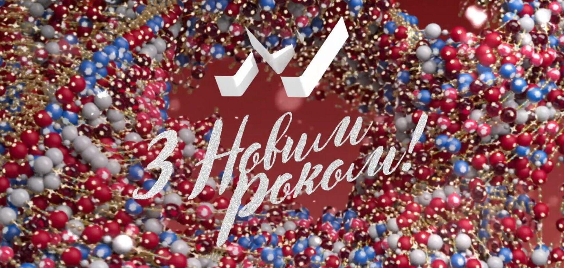В 15:00 31 декабря на 'М1' стартует итоговый хит-парад 'ТОР-100'