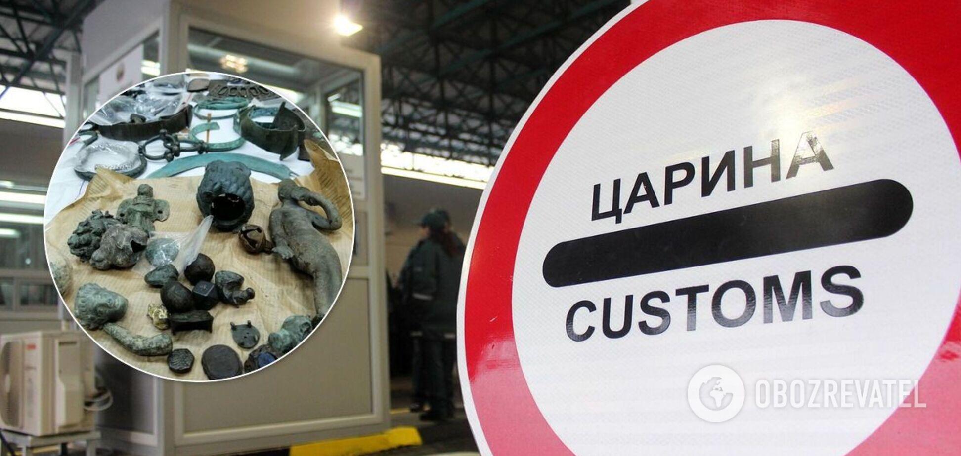 Сербские таможенники задержали контрабанду из Украины