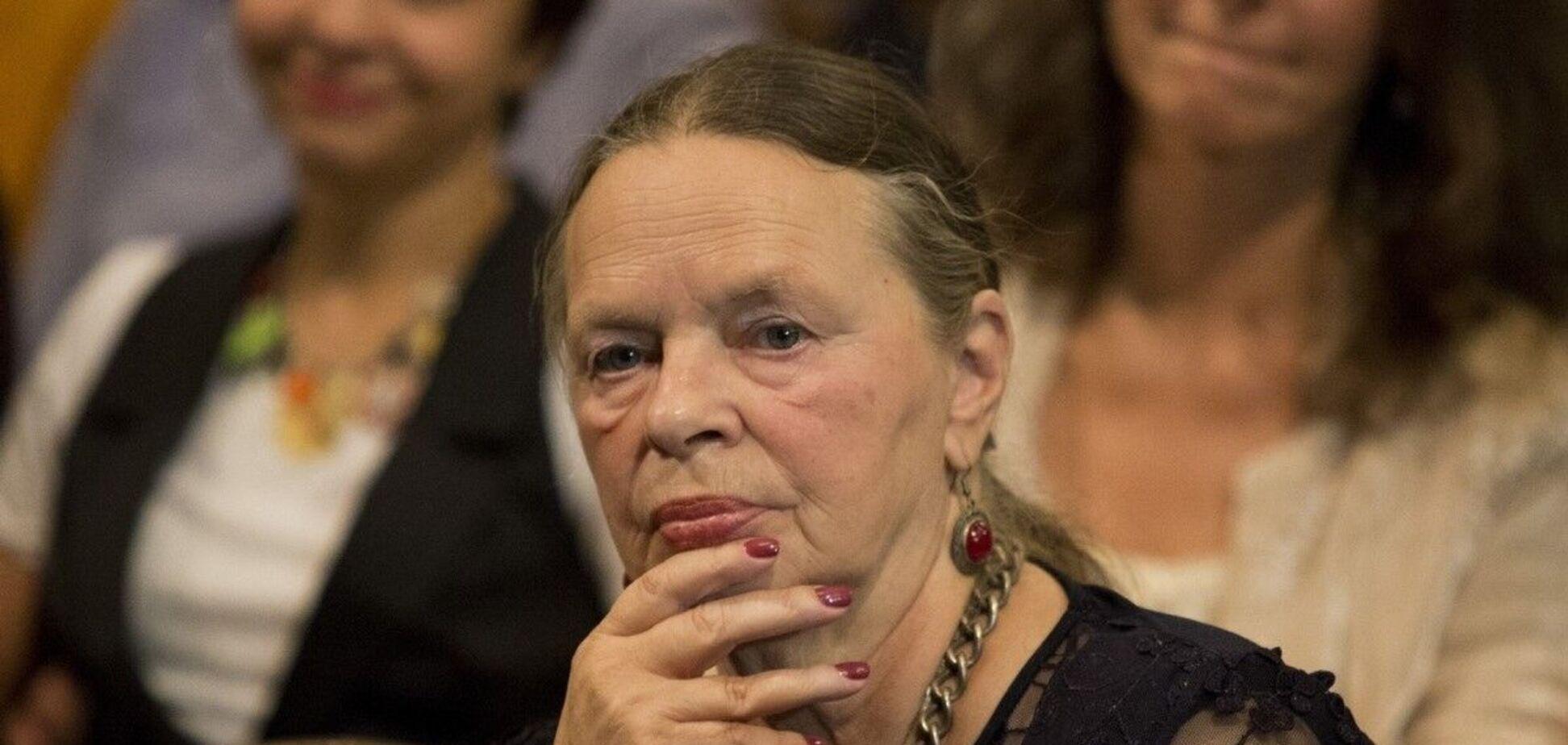 Нина Акимова умерла на 76 году жизни