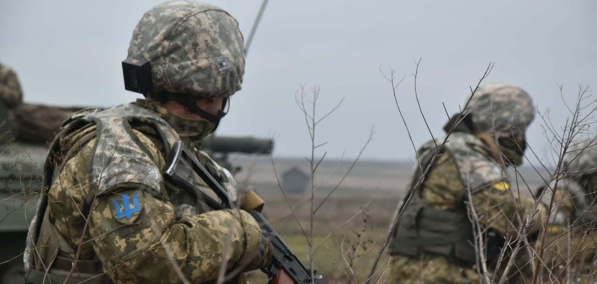 Учения военных