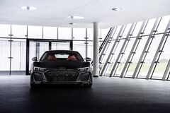 Audi представила спорткар под названием 'Пантера'