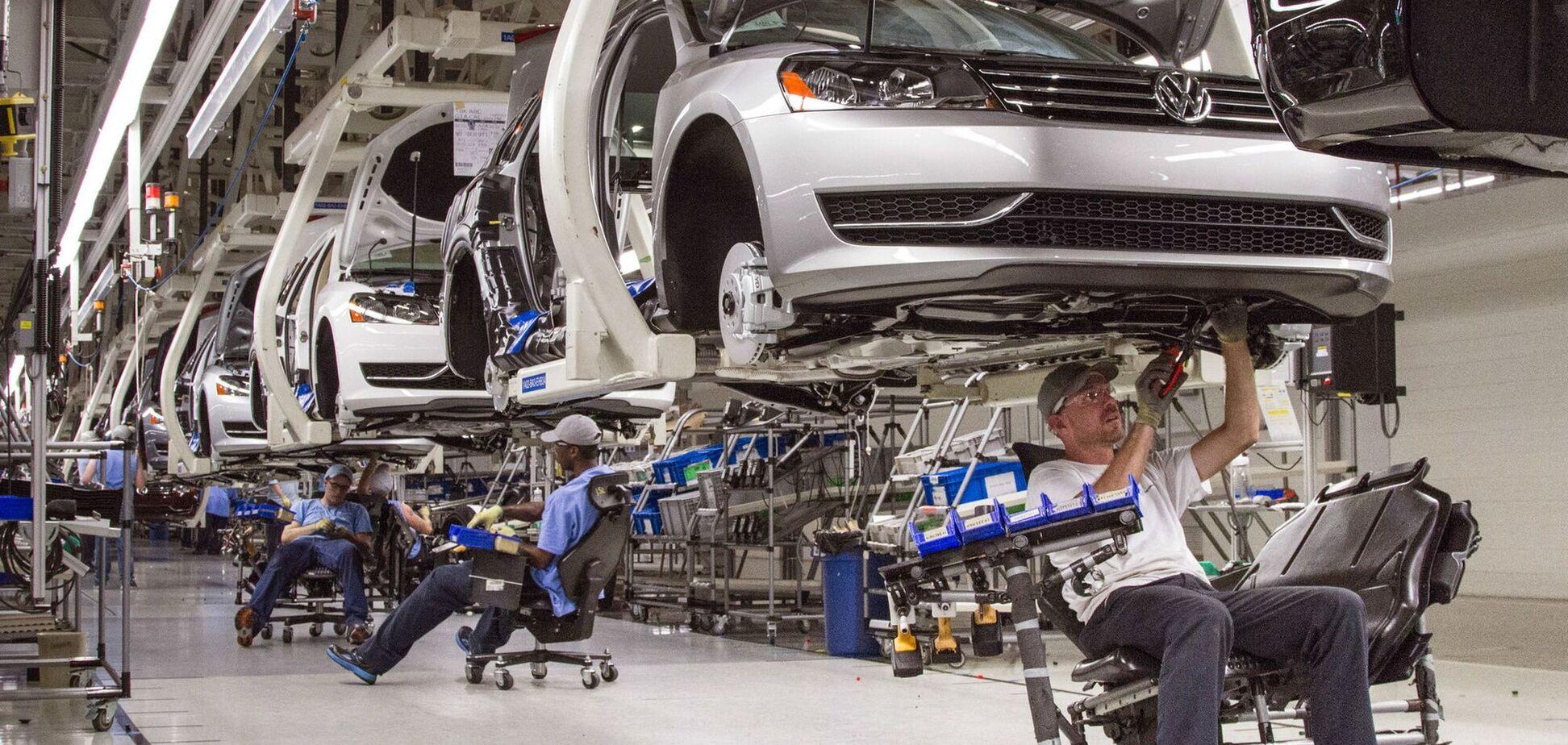 Стало известно, сколько зарабатывают производители авто за одну минуту
