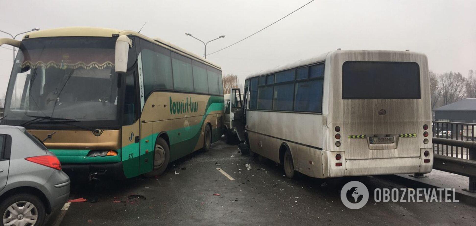 ДТП под Киевом