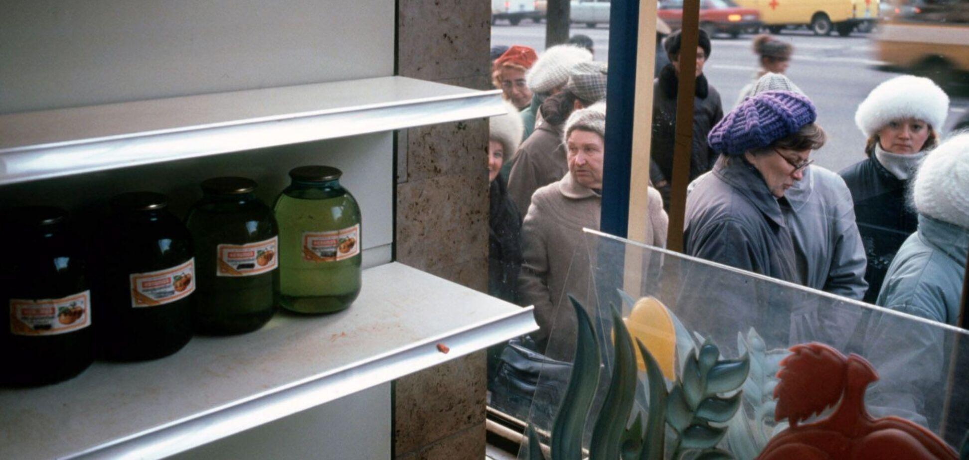 Что на самом деле было в советских банках с соком