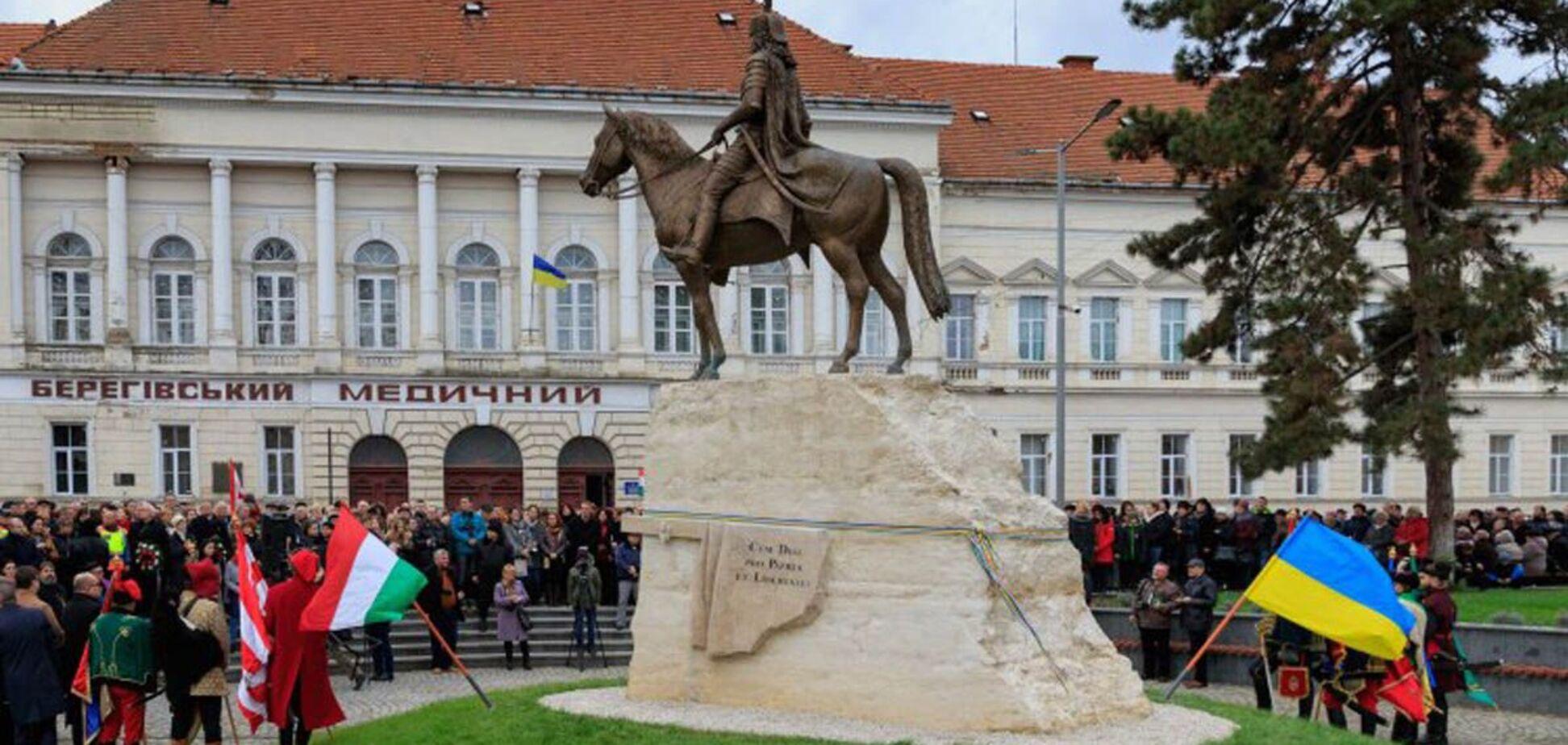 Москаль прокоментував скандал через угорський гімн на Закарпатті