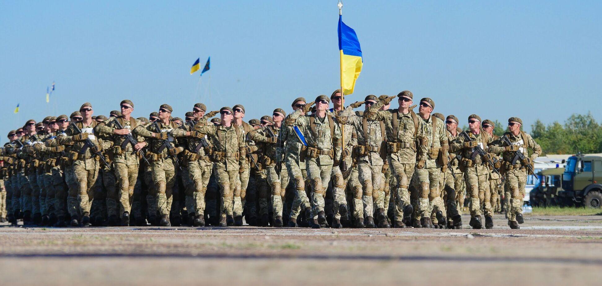 День Вооруженных сил Украины отмечается с 1993 года