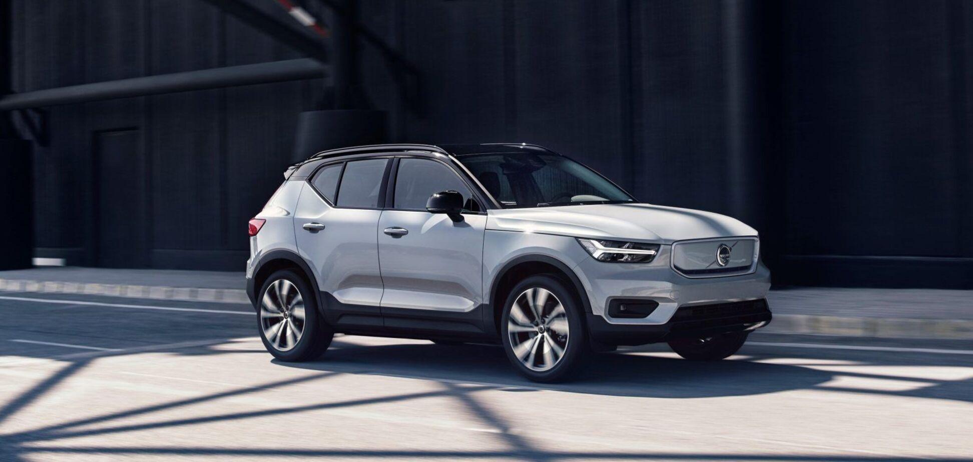 Volvo заявила о полном отказе от бензиновых и дизельных авто