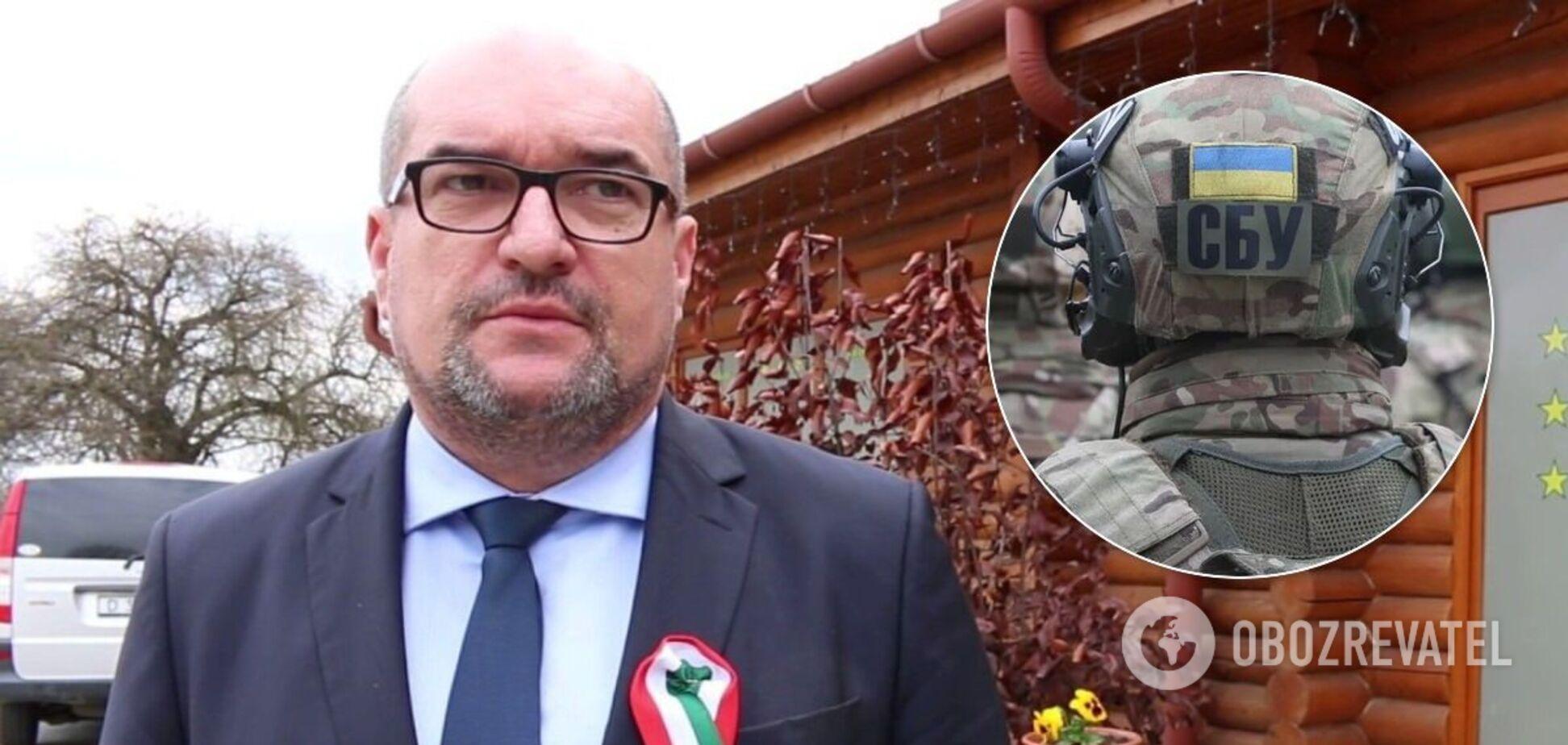 Прокуратура готує підозру лідеру партії закарпатських угорців
