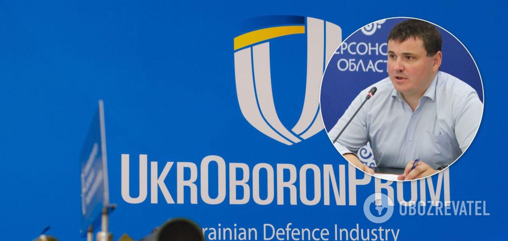 Юрій Гусєв заявив про реформу 'Укроборнопрому'