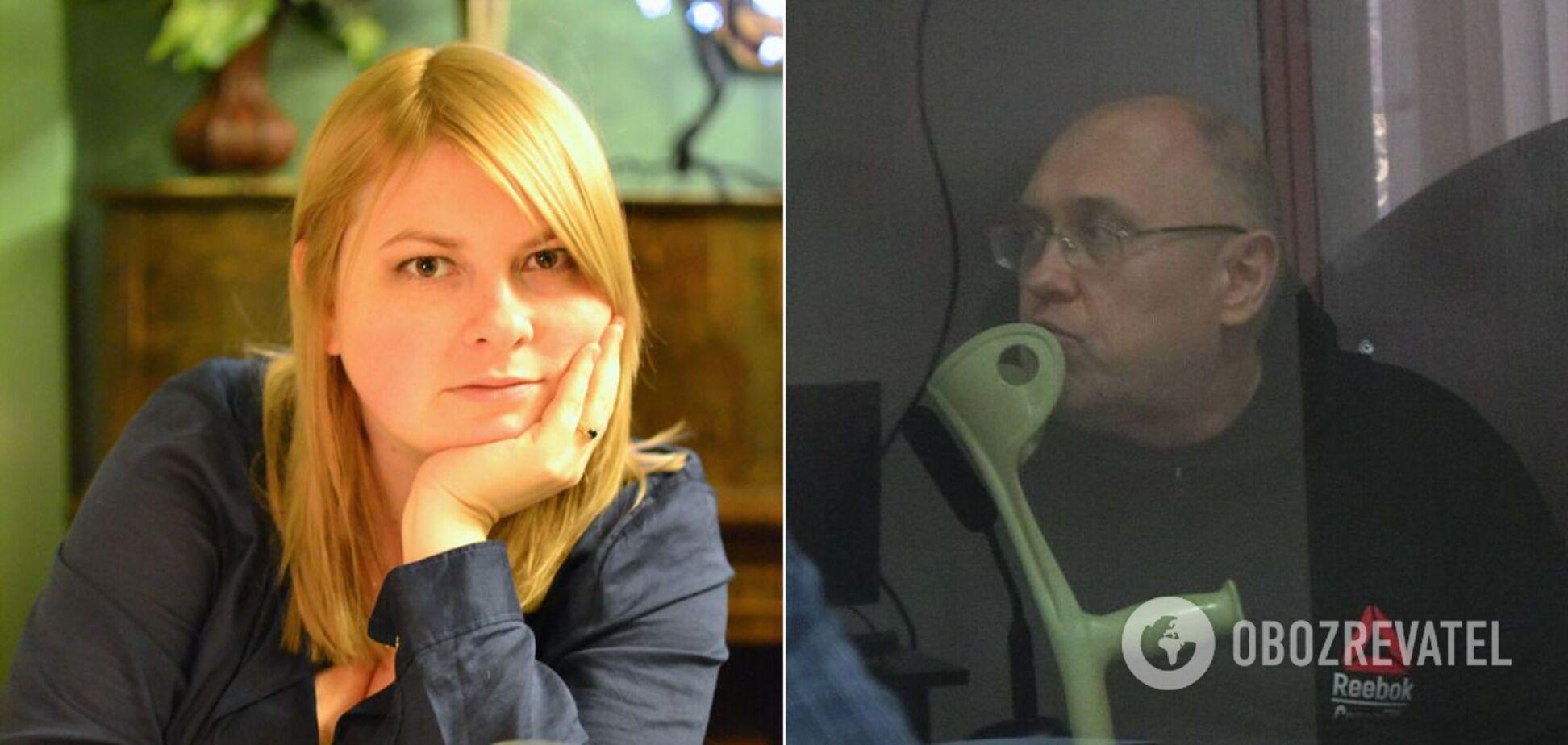 Катерина Гандзюк і Ігор Павловський