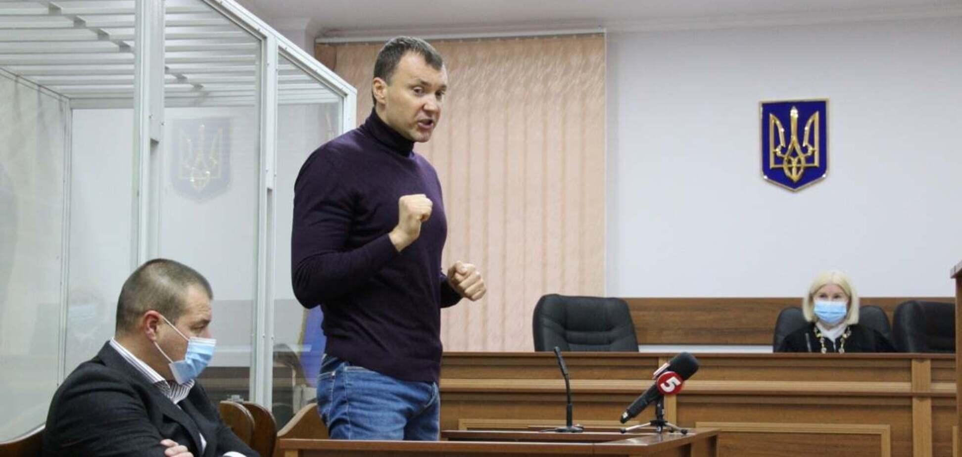 27 ноября суд оправдал судью Майдана Виктора Кицюка