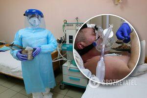 'Умирать за 4 тысячи никто не хочет': на Ривненщине больницы забиты COVID-пациентами, но врачей не хватает. Эксклюзив