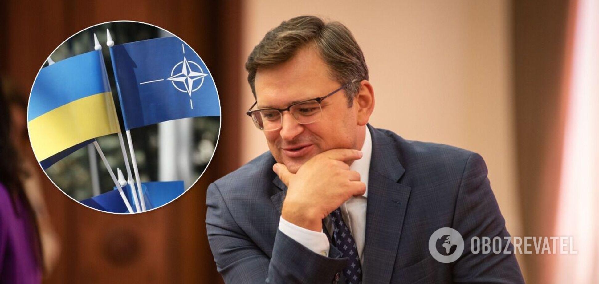 Кулеба розповів про підсумки засідання НАТО