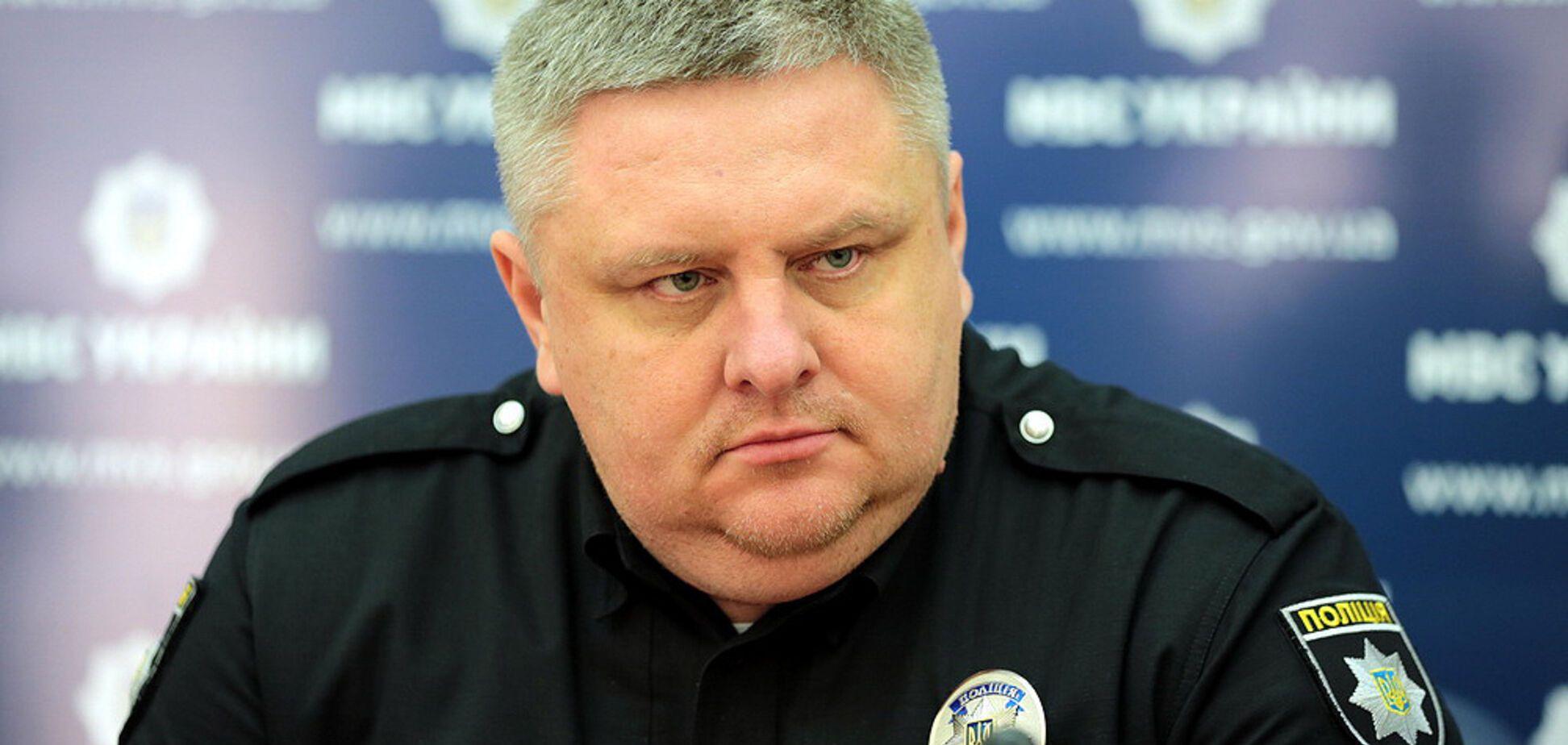 Головний поліцейський Києва Андрій Крищенко розповів про роботу поліції на Новий рік