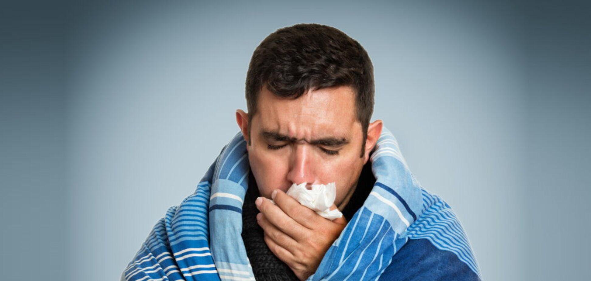 Грип під час пандемії COVID-19: як відрізнити