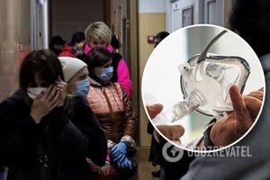 Больным COVID-19 не хватает кислорода: кто виноват в том, что украинцы задыхаются