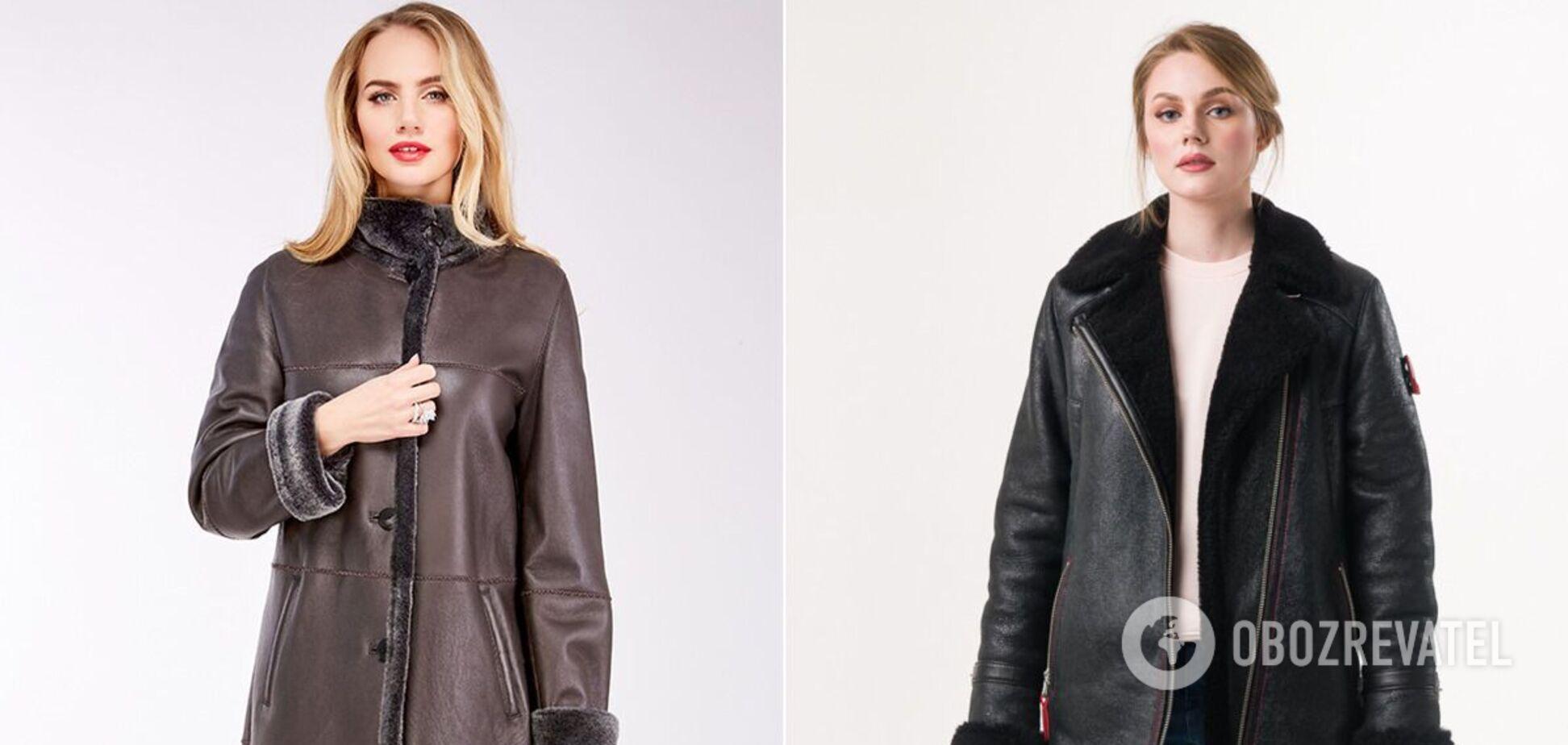 Модные дубленки 2021: названы трендовые модели