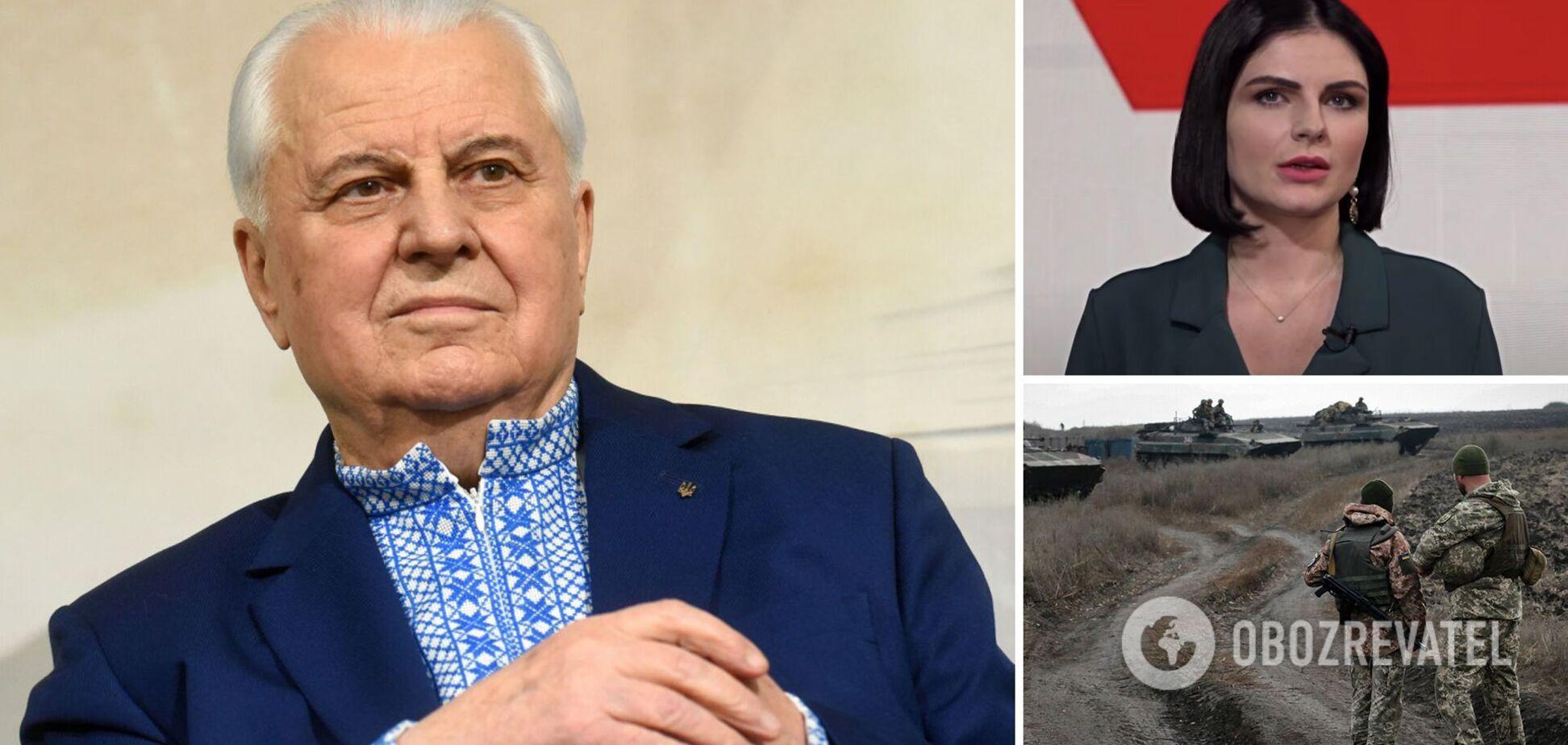 Кравчук: Украина ищет формы давления на Россию, власть Путина могут пошатнуть. Интервью